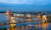 Dinner and Cruise on Danube River in Budapest