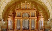 Monday Cathedral Organ Concerts